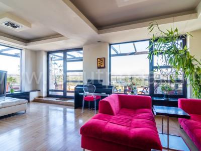 Exquisite penthouse 330sqm Dorobanti 100sqm terrace