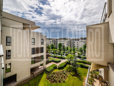 Huge 2 bedroom 3 bath apartment for rent Baneasa - Iancu Nicolae