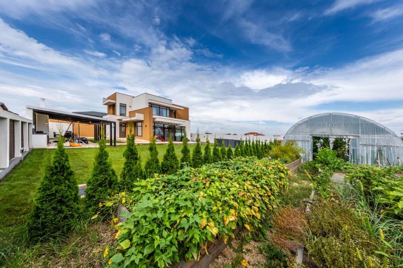 Probabil cea mai frumoasa vila din Otopeni - Odaile